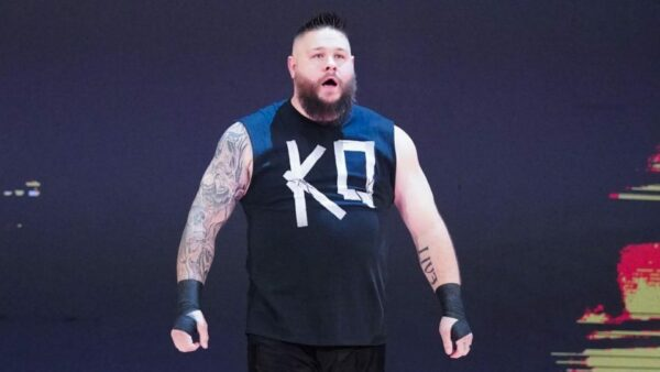 Kevin Owens NXT TakeOver: WarGames