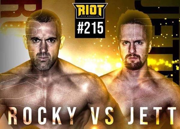 Rocky vs Jett