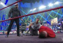 Aleister Black Kevin Owens WWE RAW