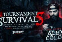 Alex Colon GCW Tournament of Survival 5