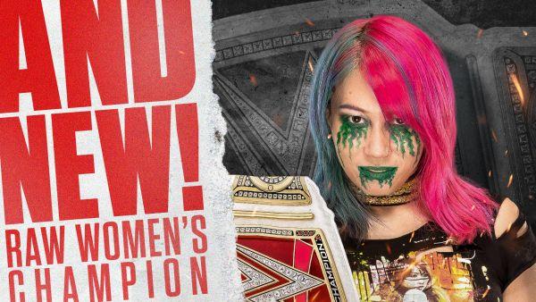 Asuka RAW Women's Championship