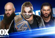 Bray Wyatt Braun Strowman Roman Reigns SmackDown