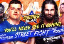 Dominik Mysterio Seth Rollins SummerSlam