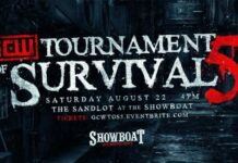 GCW Tournament of Survival 5