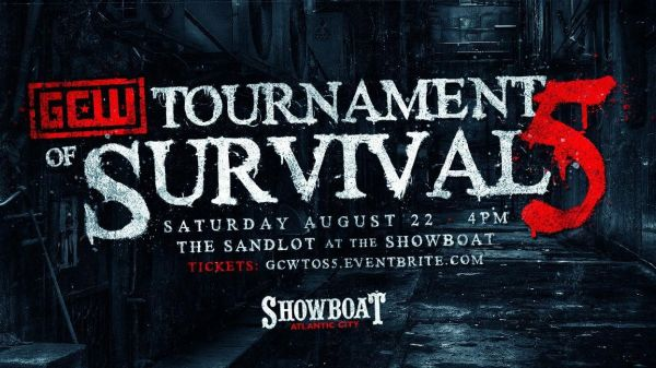 GCW Tournament of Survival 5