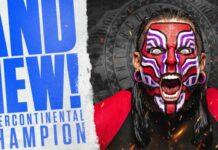 Jeff Hardy Intercontinental Championship