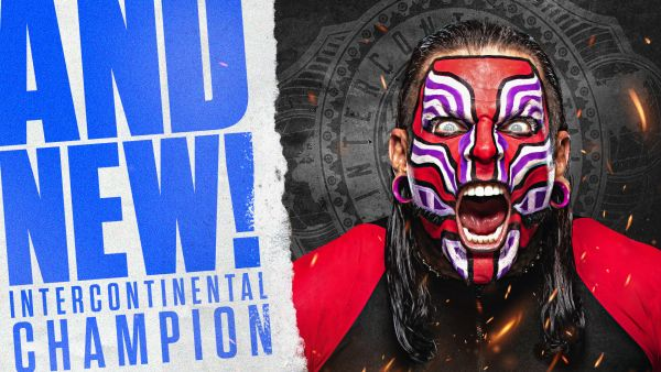 Jeff Hardy Intercontinental Championship