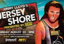 GCW Jimmy Lloyd's Jersey Shore