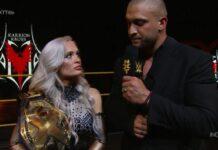 Karrion Kross Scarlett NXT