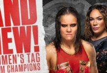 Shayna Nia Women's Tag Team Championship