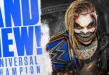 Bray Wyatt The Fiend Universal Championship