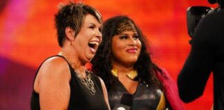 Vickie Guerrero Nyla Rose AEW
