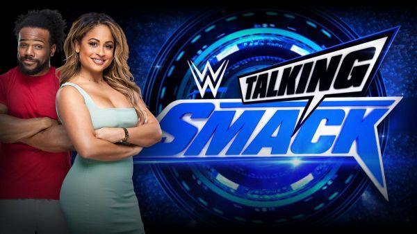 WWE Talking Smack Xavier Woods Kayla Braxton