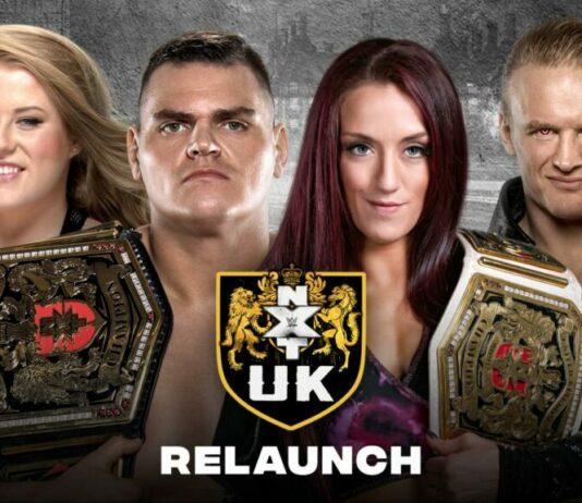 NXT UK Relaunch