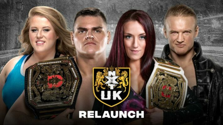 NXT UK Relaunch