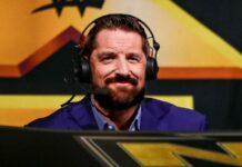 Wade Barrett NXT