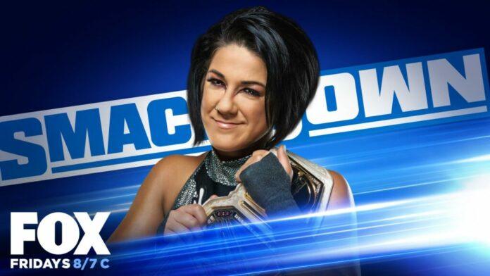 SmackDown Bayley