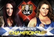NXT UK Kay Lee Ray Piper Niven