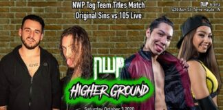 New Wave Pro Higher Ground