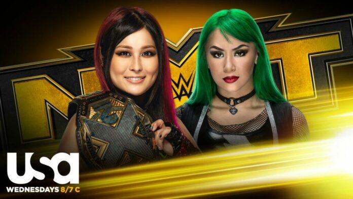 Io vs Shotzi NXT
