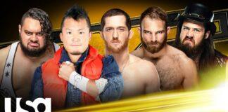 NXT Gauntlet Eliminator