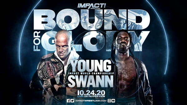 Rich Swann vs Eric Young
