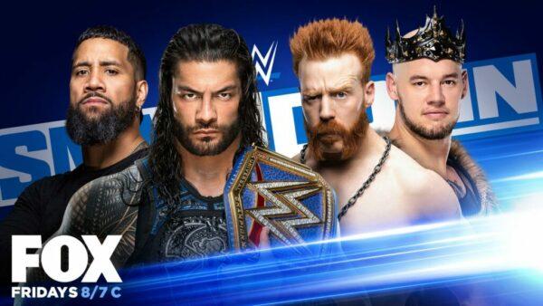 SmackDown Samoan Street Fight