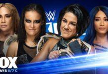 SmackDown Nia/Baszler vs. Sasha/Bayley