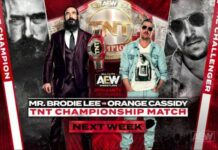 Brodie Lee Orange Cassidy AEW Dynamite