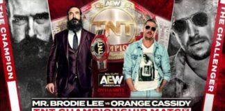 Brodie Lee Orange Cassidy AEW Dynamite