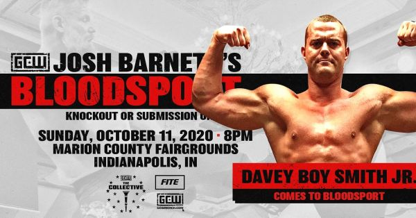 Davey Boy Smith Jr. Bloodsport 3