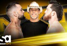 Finn Balor NXT Kyle O'Reilly