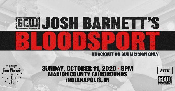 Josh Barnett's Bloodsport 3