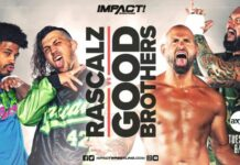 IMPACT Wrestling The Rascalz The Good Brothers