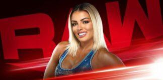 Mandy Rose WWE RAW