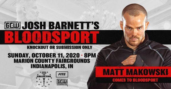 Matt Makowski Bloodsport 3