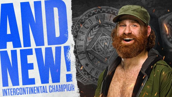 Sami Zayn WWE Clash of Champions