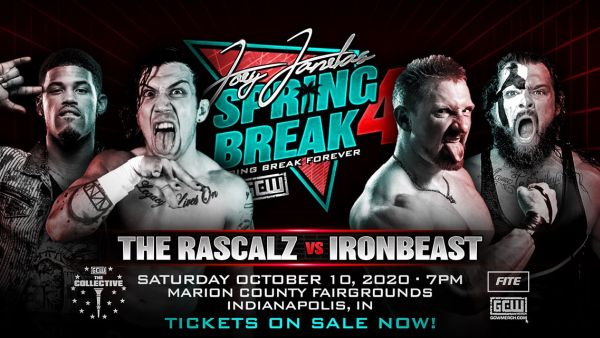 The Rascalz Ironbeast JJSB4