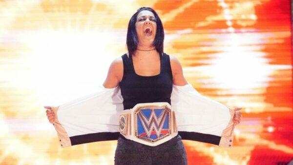 Bayley WWE Draft