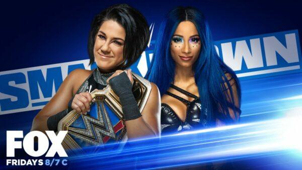 Bayley vs Sasha Banks SmackDown