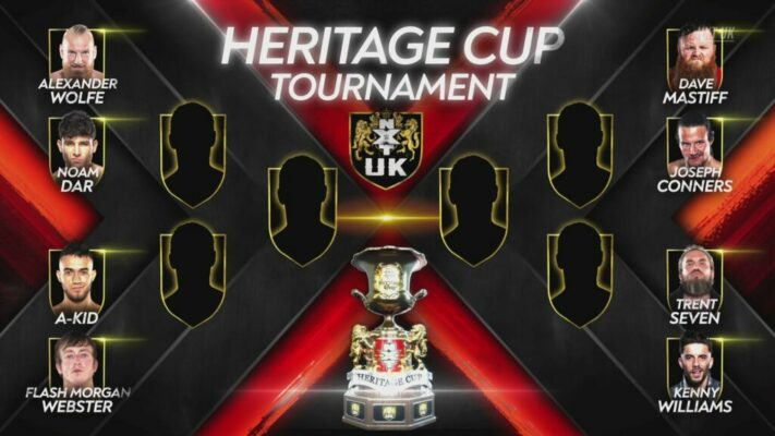 NXT UK Heritage Cup