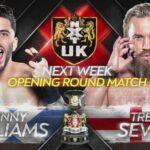 NXT UK Kenny Williams Trent Seven