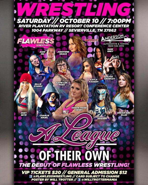 FLAWLESS Wrestling