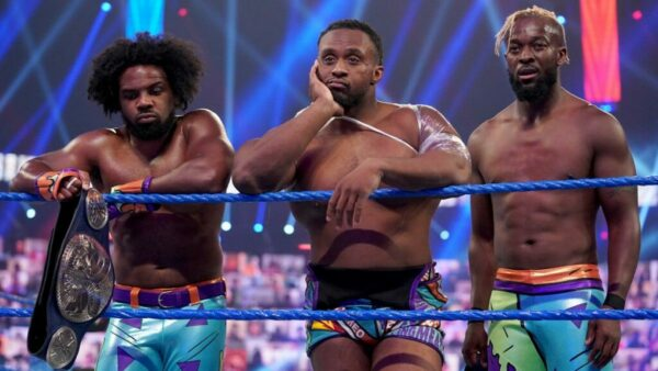 WWE Draft New Day