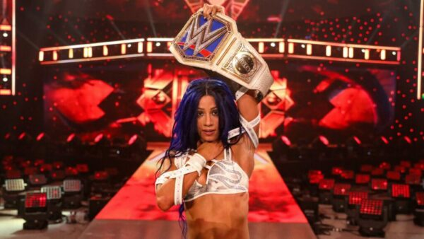 Sasha Banks Matches