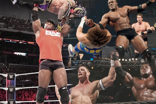 Bobby Lashley WWE Survivor Series