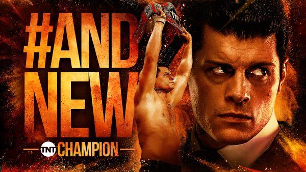 Cody AEW TNT Title
