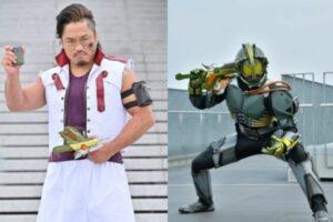 Hirooki Goto Kamen Rider Zero-One