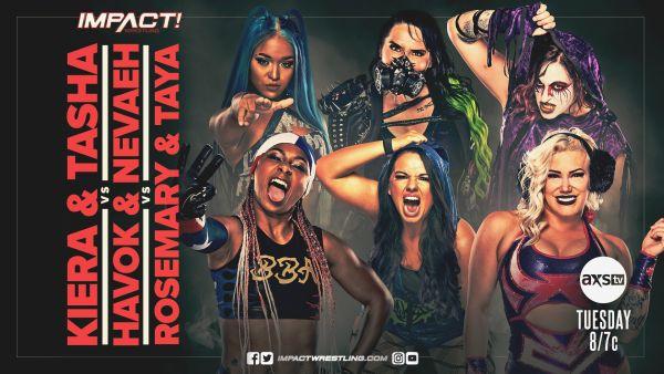 IMPACT Wrestling 10/13/20