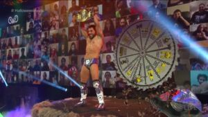 Johnny Gargano NXT Halloween Havoc